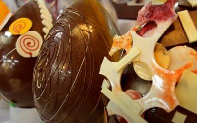 Ovos de Páscoa Gourmet