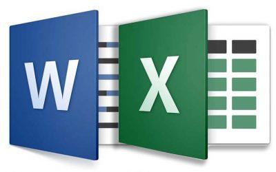 Curso Básico de Word e Excel,